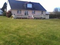 Villa style house in Brittany