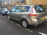 7 Seater Renault Grand Scenic Family car. 1.5 Diesel, Automatic, 1 year MOT, Navigation system.