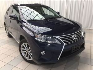 2015 Lexus RX 350 Touring Package: 1 Owner, Leather, Navigation.
