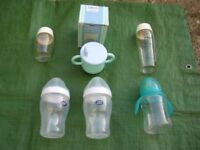 Weighted Training Beaker and Six Baby Bottles for ONLY £7.00