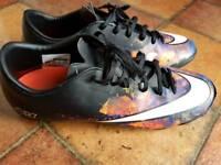 Genuine nike cr7 astro football shoes size UK 8.5