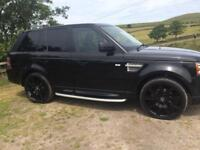 2010 59 RANGE ROVER SPORT GENUINE AUTOBIOGRAPHY 3.0 TDV6 HSE ~ MAY PX