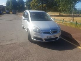2007 ZAFIRA, 1.6 PETROL, 7 SEATER 07403452704 excellent condition