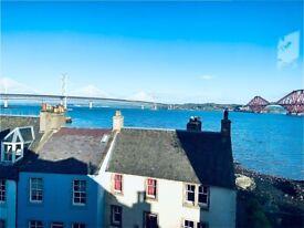 Affordable room to rent during COP26   Edinburgh Seaside Town   Panoramic Views of Forth Bridge