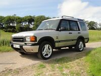 LAND ROVER DISCOVERY 2 BRAEMAR TD5
