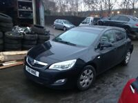 VAUXHALL ASTRA MK6 1.7 CDTI 2011 BREAKING FOR SPARES TEL 07814971951 HAVE FEW IN STOCK