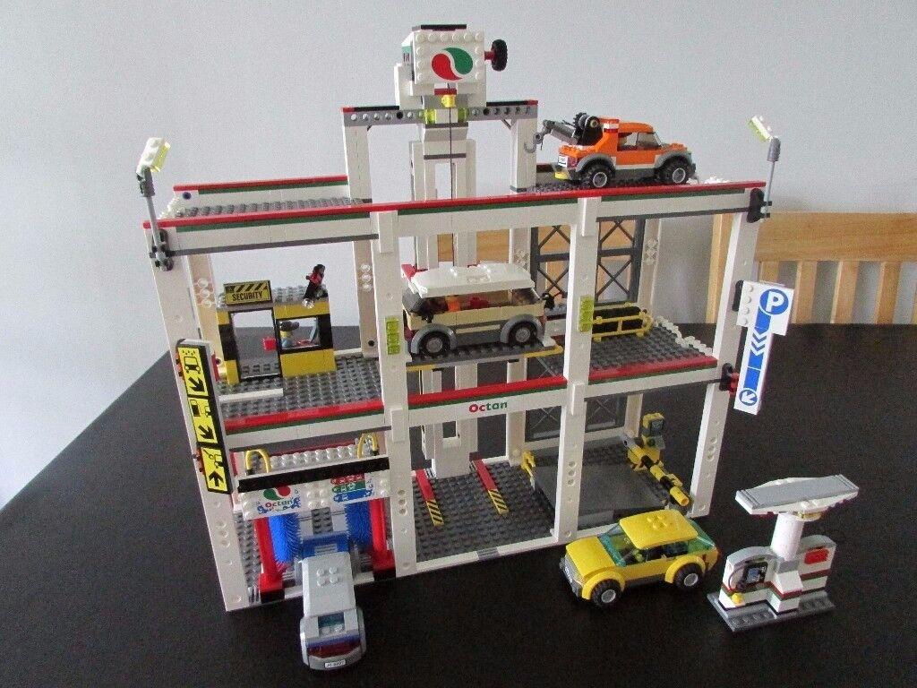 Lego City Garage : Lego city garage in liskeard cornwall gumtree