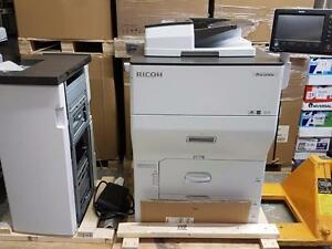 Ricoh PRO C5100S Color production copier Commercial Printing Copy machine Photocopier Printers Colour Copiers Xerox