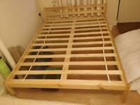 Double bed 200cm x 146 cm