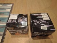 Thrustmaster T.16000M FCS Flight Pack Includes Joystick Throttle and Rudder Pedals in mint condition