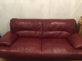 Three and two seater sofa URGENT