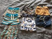 Next shorts size 3-6 Months