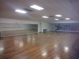 DANCE STUDIO / GYM / DOJO - FOR RENT