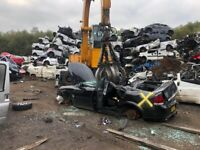 CARS WANTED FOR SCRAP CASH PAID ON COLLECTION