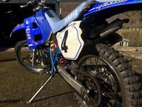 DTR125r off road bike