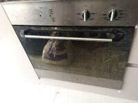 baumatic intergrated oven