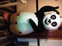 Mascot costume for hire