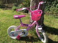 Peppa Pig childrens bike