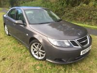 SAAB 9-3 1.9TDI VECTOR SPORT 57 REG FACELIFT MODEL WITH FULL SERVICE HISTORY AND MOT