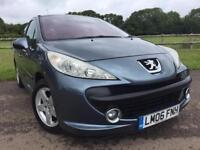 Peugeot 207 Sport 1.4 16v (Low Miles)