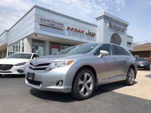 2016 Toyota Venza | AWD | V6 | BACK UP CAM | ALLOYS | SIRIUS