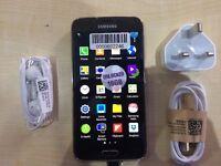 SAMSUNG S5 BLACK/ UNLOCKED / 16 GB/ VISIT MY SHOP. / GRADE A / WARRANTY + RECEIPT