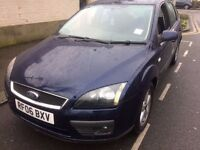 Ford Focus Zetec for sale £795, 2006, Drives well, ONO, QUICK SALE