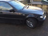 BMW 316 spares or repair