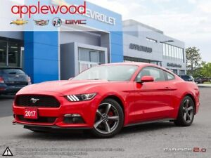 2017 Ford Mustang V6 WOW THIS IS A FANTASTIC SPORTS CAR AND F...