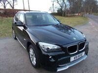 2009 59 BMW X1 20D SE X-DRIVE 4X4 5 DOOR SUV CALL 07908275624