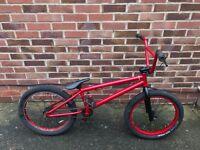 Stolen Sinner BMX (RED) Great Condition