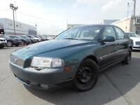 2001 Volvo S80 T6 - LEATHER - SUNROOF