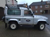Wanted Land Rover defender 90 or 110 van pick up station wagon utility top prices