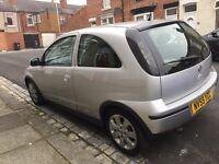Vauxhall Corsa 1.4 SXI, 11 months MOT.