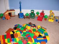 LEGO DUPLO Bob The Builder - Scoop, Muck, Lofty, Roly and Dizzy