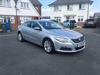 Volkswagen Passat CC DSG Automatic 2.0 TDI Diesel, cheap to run and insure, great family car
