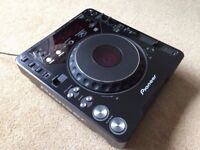 1 X Pioneer CDJ 1000 MK2 With Power Cable