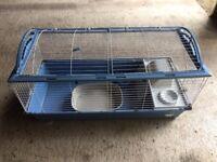 Indoor rabbit hutch / small animal cage