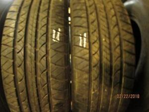 195/65R15 2 ONLY USED KELLY A/S TIRES