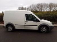 transit connect lwb high top. very reliable van