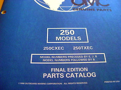 Johnson Motor Parts Catalog Manual - 2 - Trainers4Me
