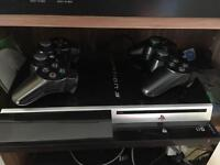 Sony PS3 40GB fully working