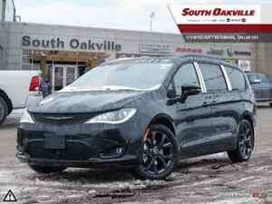 2019 Chrysler Pacifica Limited | ADV. SAFETYTEY GRP | VENTED LEA