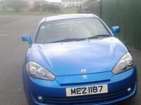 Hyundai coupe siii 2007