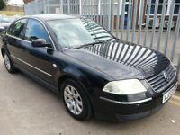 VW PASSAT SE 53 REG BLACK LOW MILES 90K 4DR