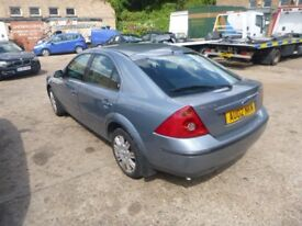 FORD MONDEO - AU02NKM - DIRECT FROM INS CO