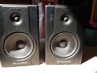 Monitor Speaker Pair M-Audio