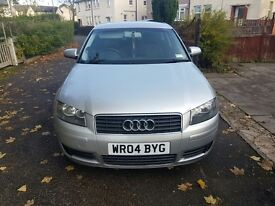 Audi A3 FOR SALE! RELIABLE CAR! SERVICED AND BRAKES REPLACED! £1800 ONO