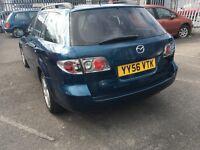 Mazda diesel 2007 very cheap estate £695ono