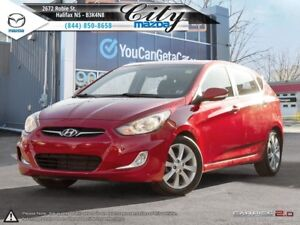 2013 Hyundai Accent GLS SUNROOF! SPORTY!